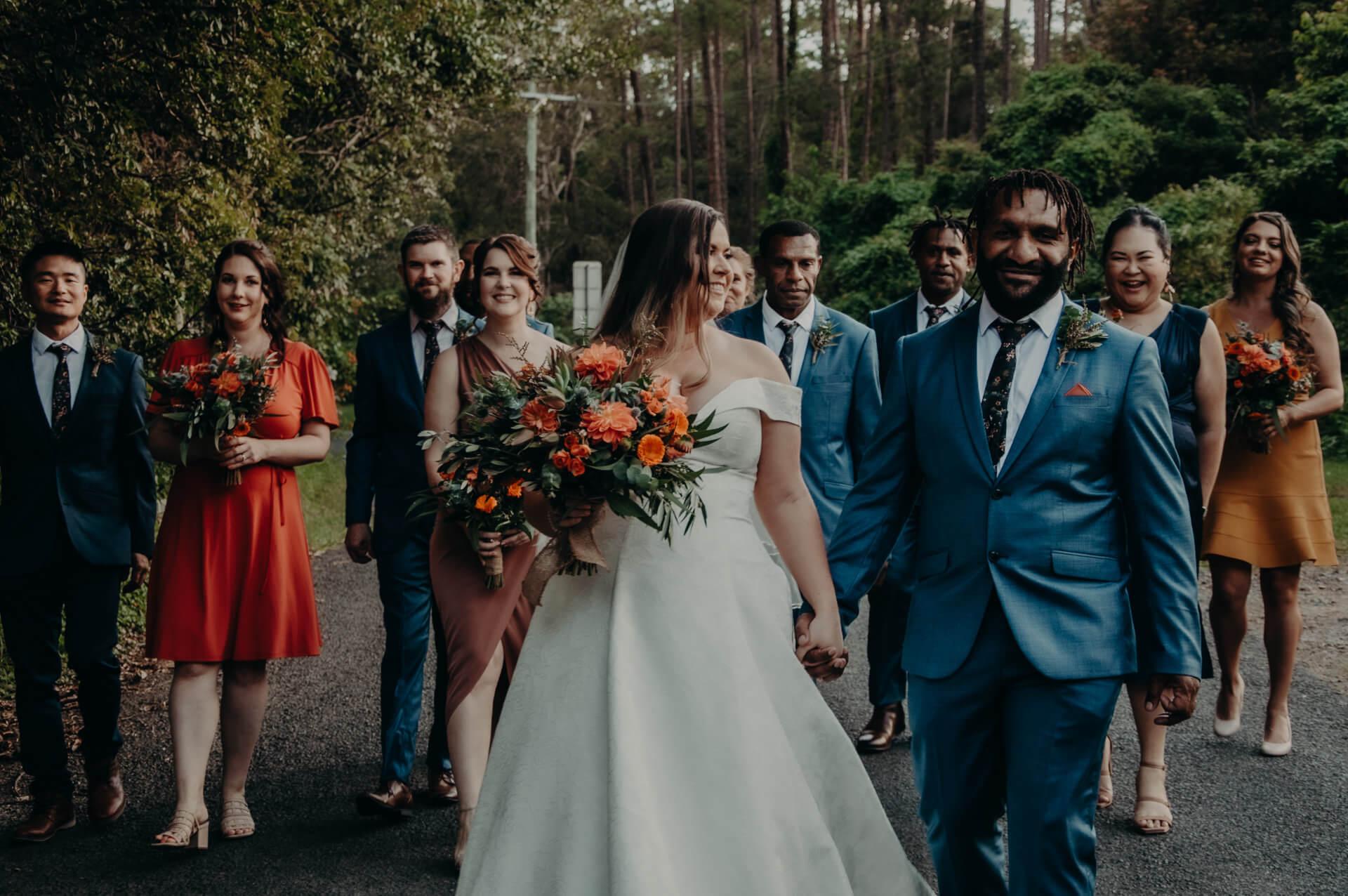 Best On the Day Wedding Coordinator Brisbane Queensland Kristie Mackay Haven Co Photography