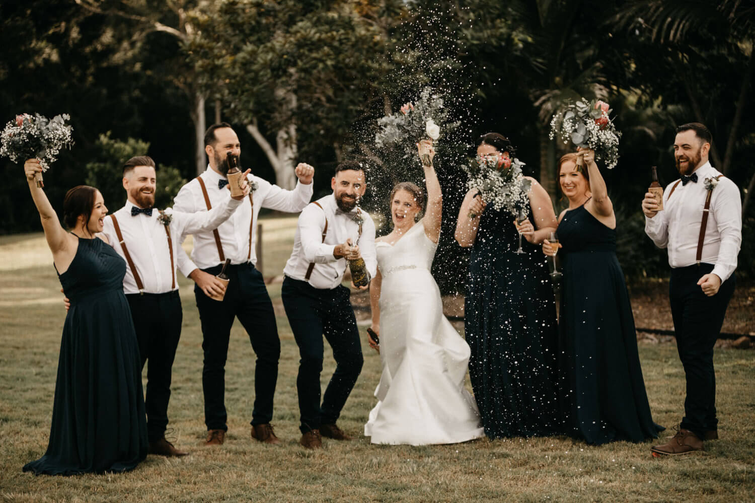 Best Wedding Planners Toowoomba Warrior Rose Events Rawn and Pallow Photography
