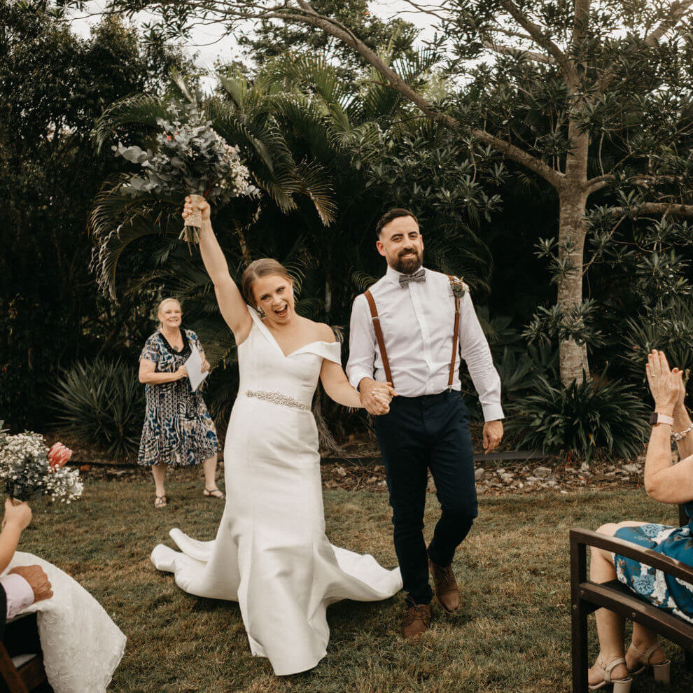 Chic Wedding Planners Brisbane Toowoomba Warrior Rose Events Rawn and Pallow Photography
