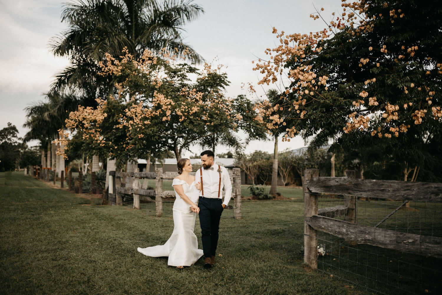 Chic Wedding Planners Toowoomba Brisbane Rawn and Pallow Photography Warrior Rose Events