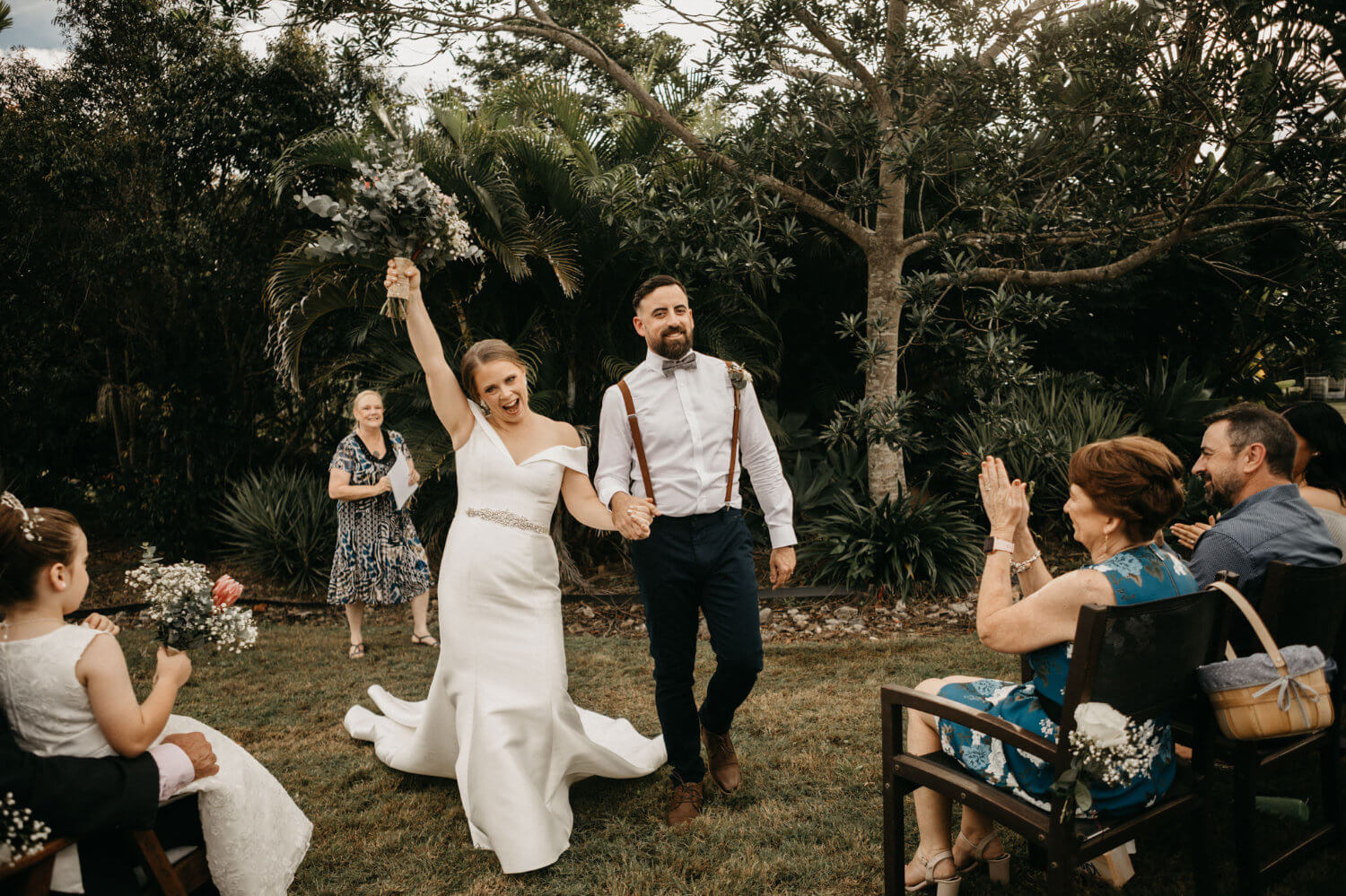 Chic Wedding Planners Toowoomba Brisbane Warrior Rose Events Rawn and Pallow Photography