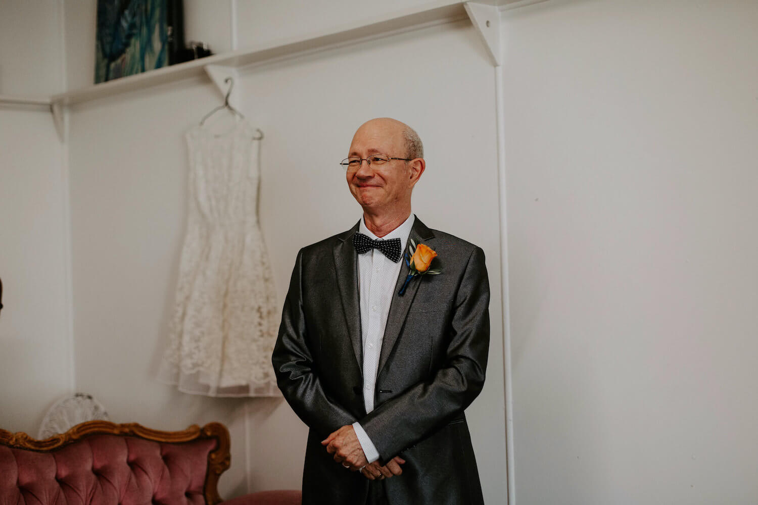 Creating Special Moment with Your Grandparents on the Big Day Warrior Rose Events 3