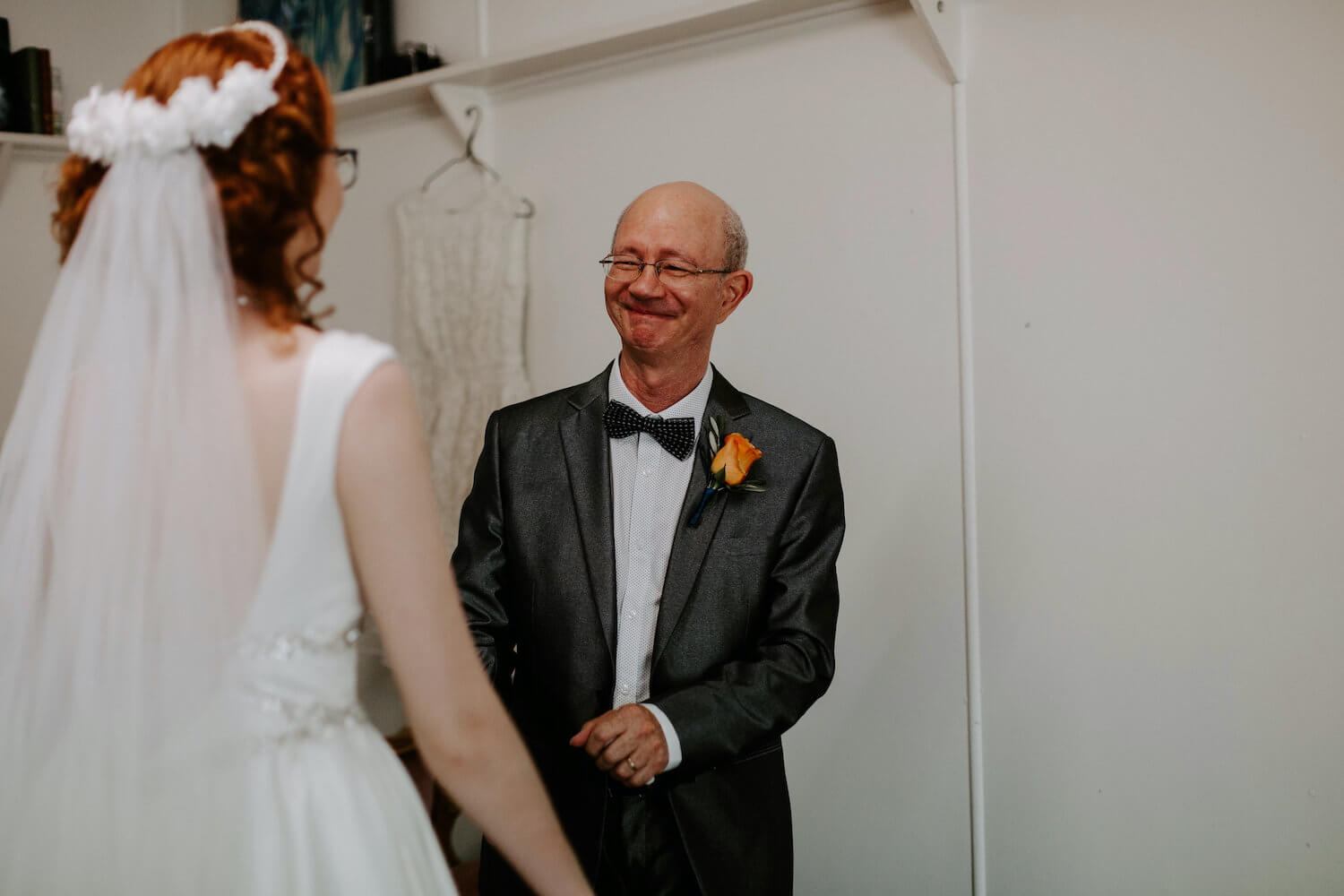 Creating Special Moment with Your Grandparents on the Big Day Warrior Rose Events