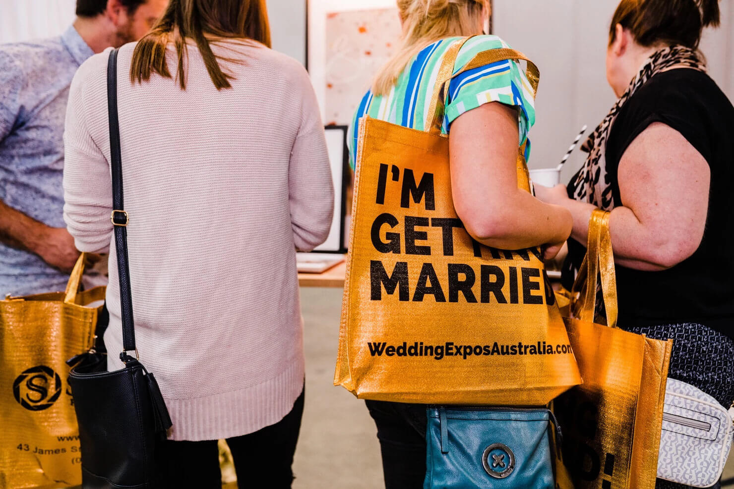 How to Get the Most Out of Your Next Wedding Expo Best Wedding Planning Tips 3