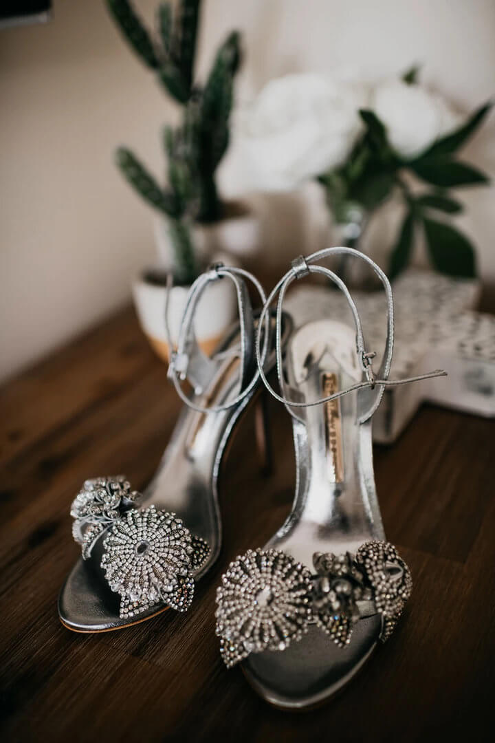 New Ideas for an Old Tradition A Silver Sixpence in Her Shoe Warrior Rose Events