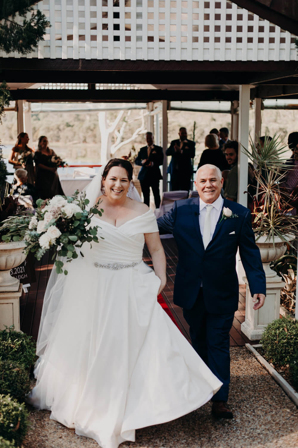 On the Day Wedding Coordinator Brisbane Warrior Rose Events Lovers and Legends Photography
