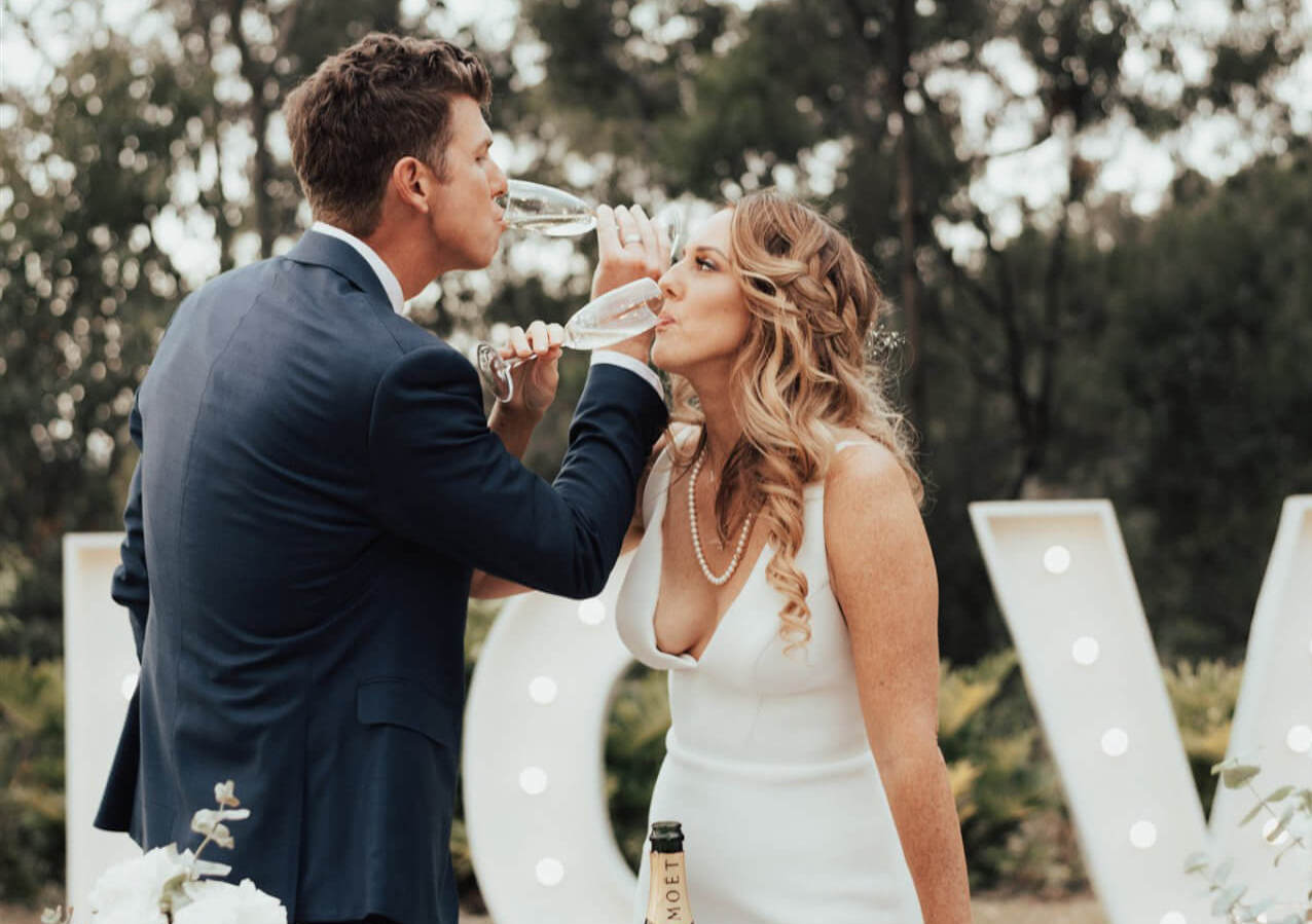 White Wedding Planner Toowoomba Queensland Brisbane Bird and Boy Photography Cropped