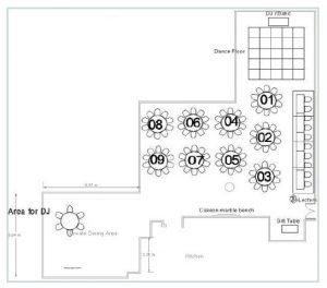 Wedding-Reception-Floorplan-Bridal-Table-Gold-Coast-Brisbane-Floorplan-Layout
