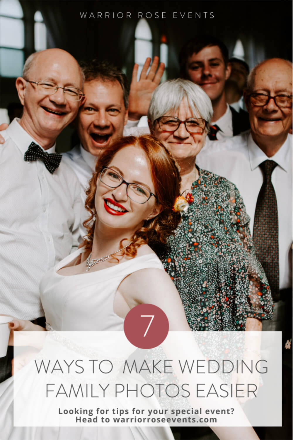How to Make Family-Photos Easier at Your Wedding Best Wedding Day Tips and Tricks 5