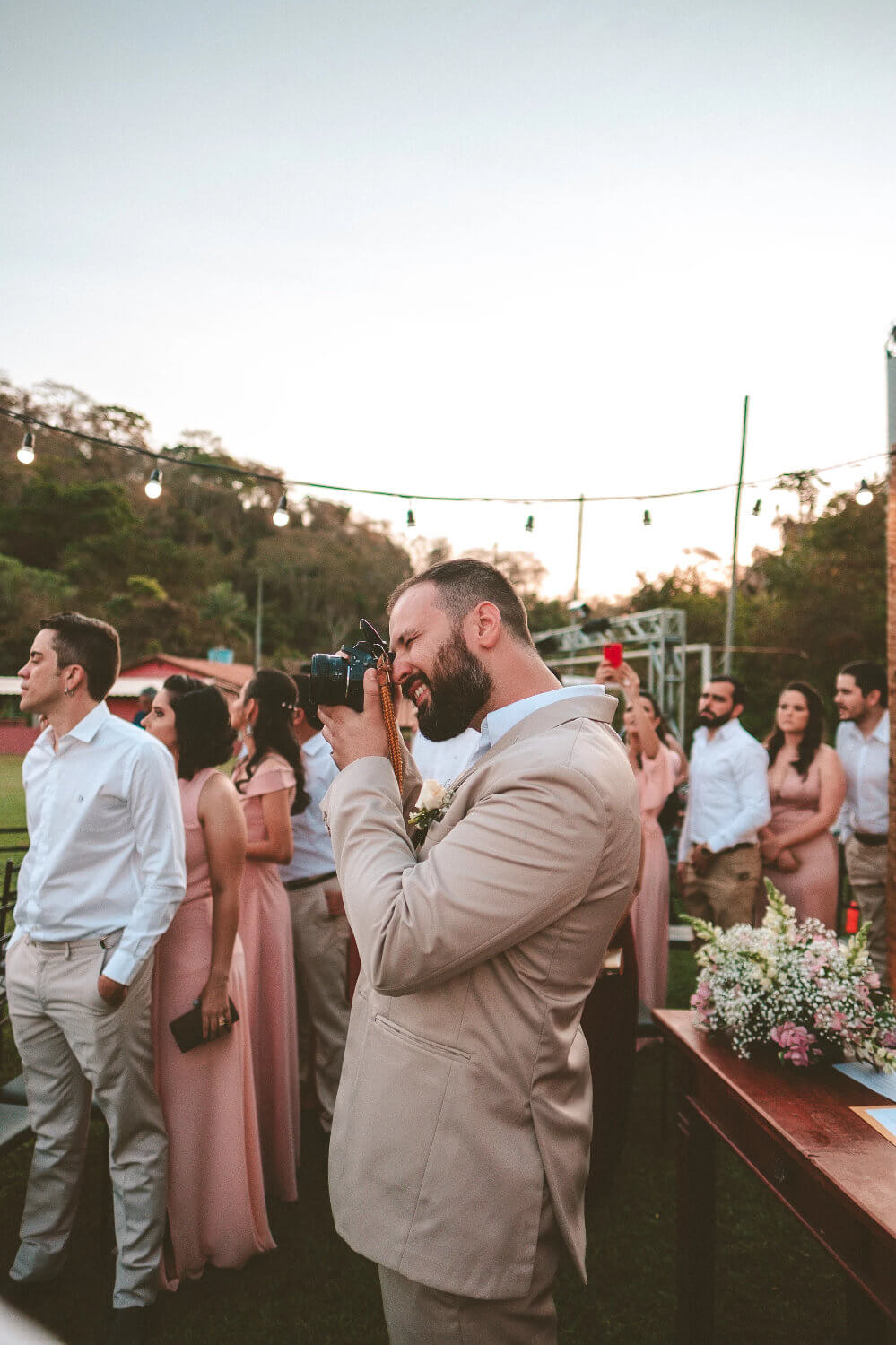 How to Plan Your Backyard Wedding Planning Tips and Tricks Warrior Rose Events 4
