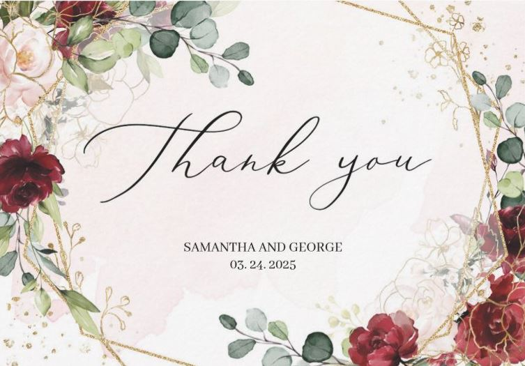 How to Write Thank-You Cards Best Wedding Planning Tips and Tricks 4