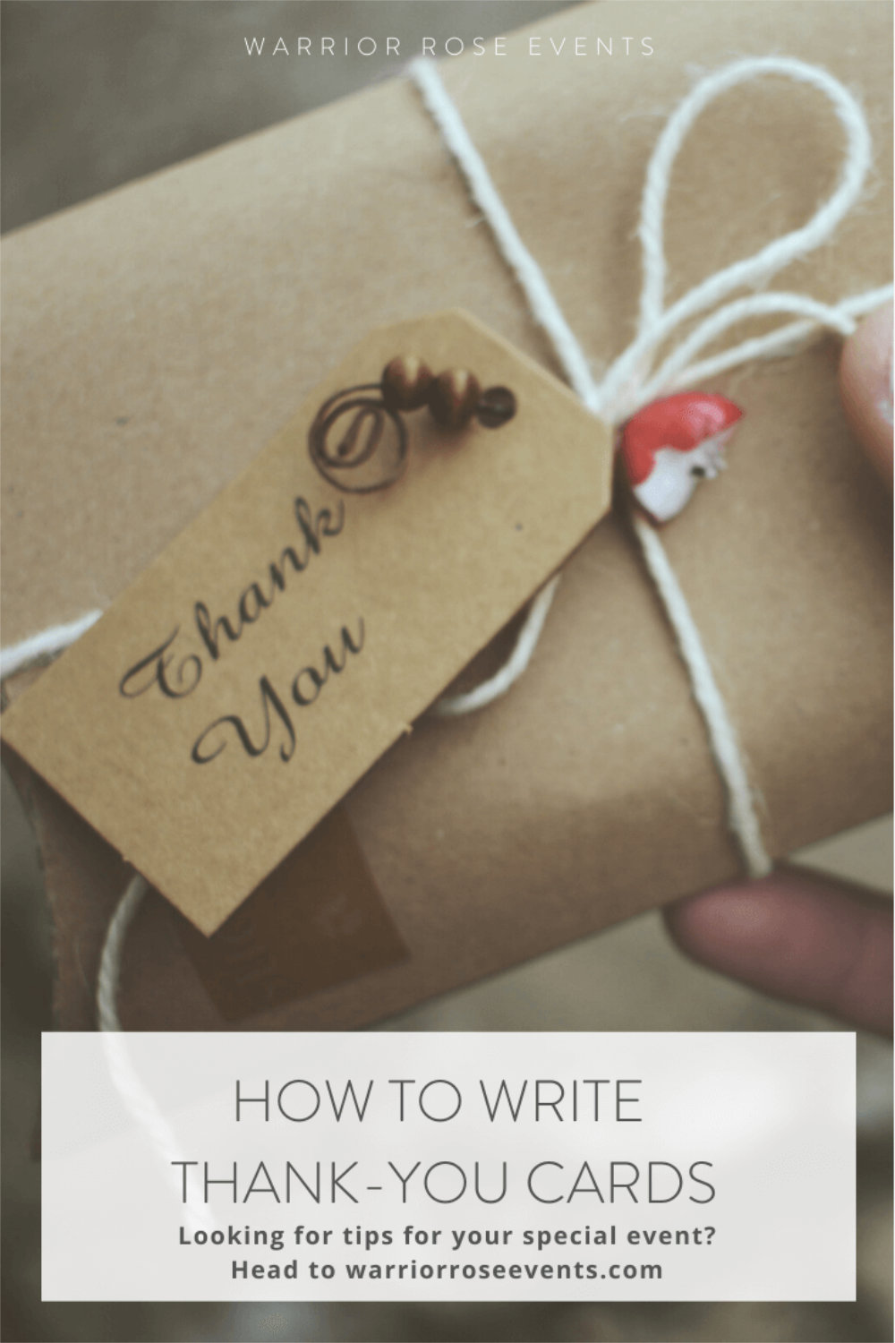 How to Write Thank-You Cards Best Wedding Planning Tips and Tricks 6