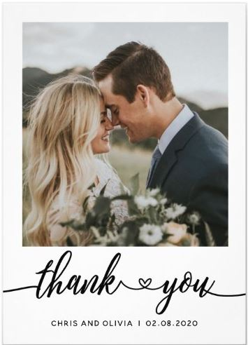 How to Write Thank-You Cards Best Wedding Planning Tips and Tricks