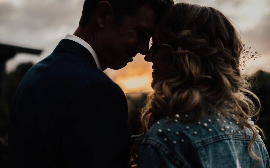 Kristy & Corey's Mountain-Top Micro-Wedding | 10.10.2020