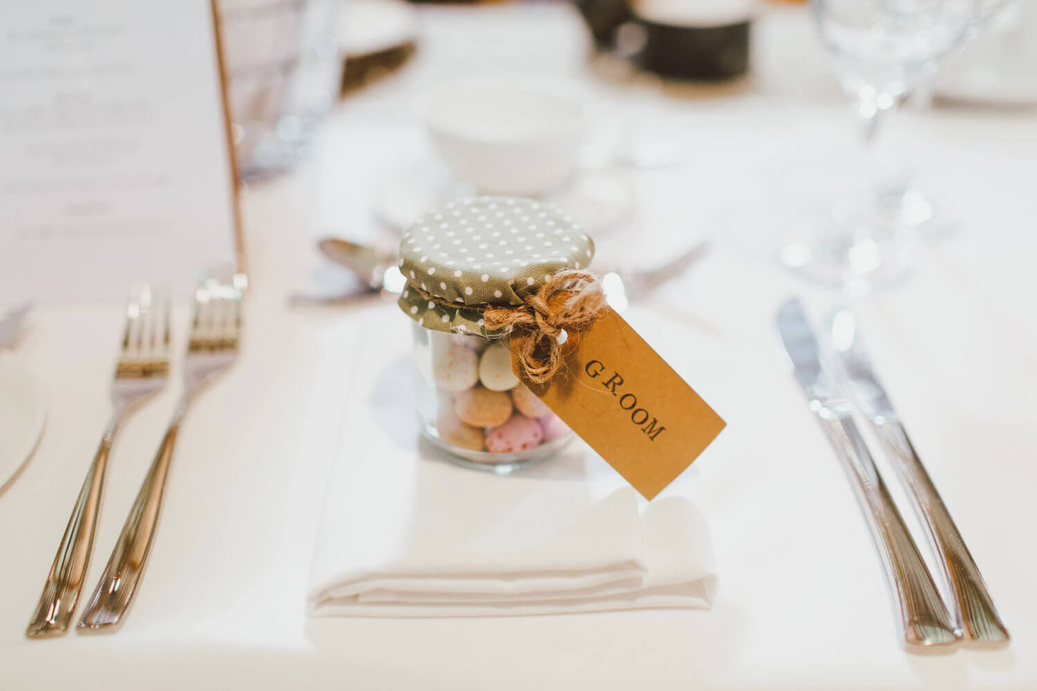 Wedding Favour Do's and Don't's Best Wedding Planning Tips Warrior Rose Events